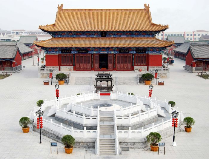 For history lovers - ESL job in Zhoukou 21k RMB take home - China