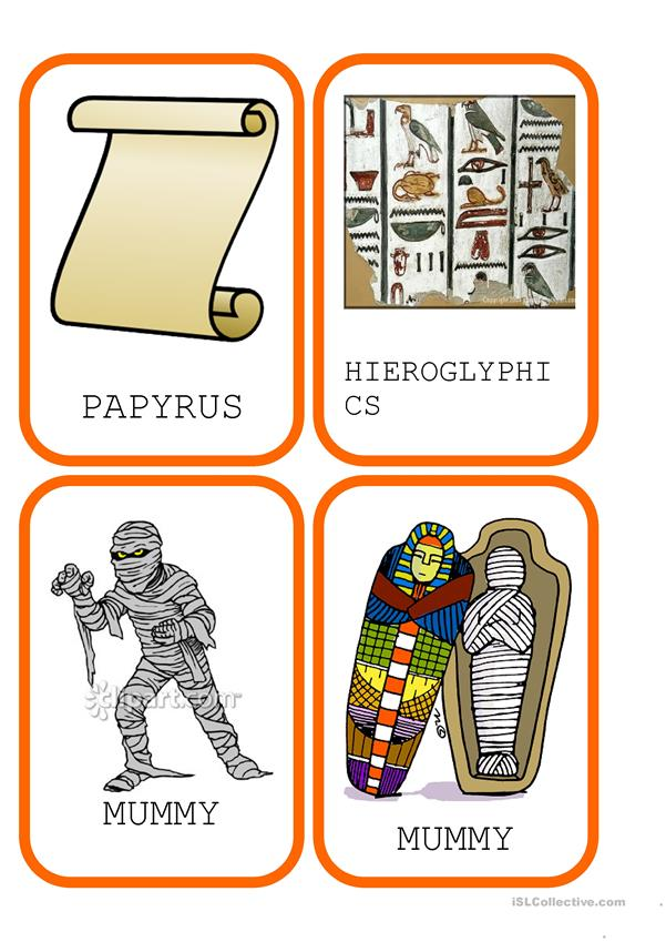 Ancient Egypt Flashcards