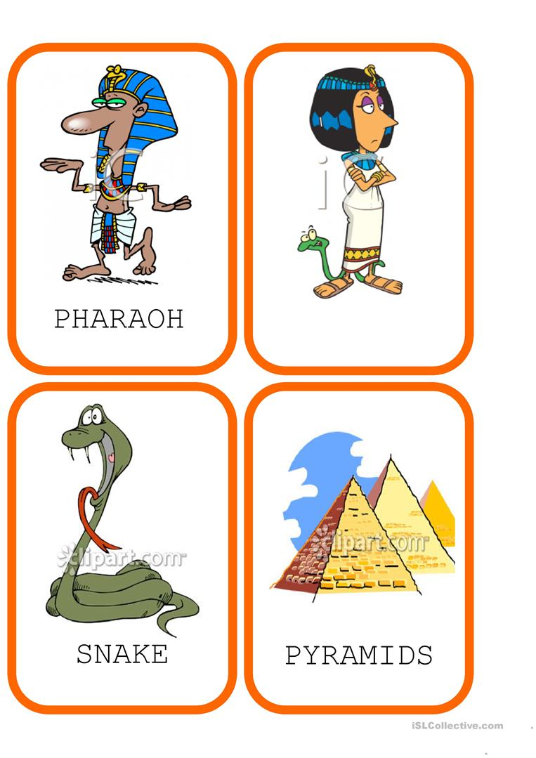 9 free esl ancient egypt worksheets ancient egypt flashcards kristyandbryce Choice Image
