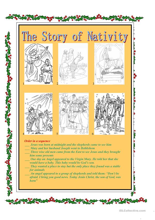 The Story of Nativity