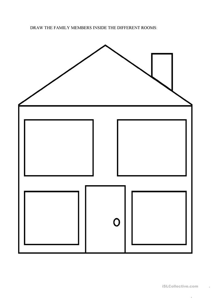 Empty House To Draw Rooms