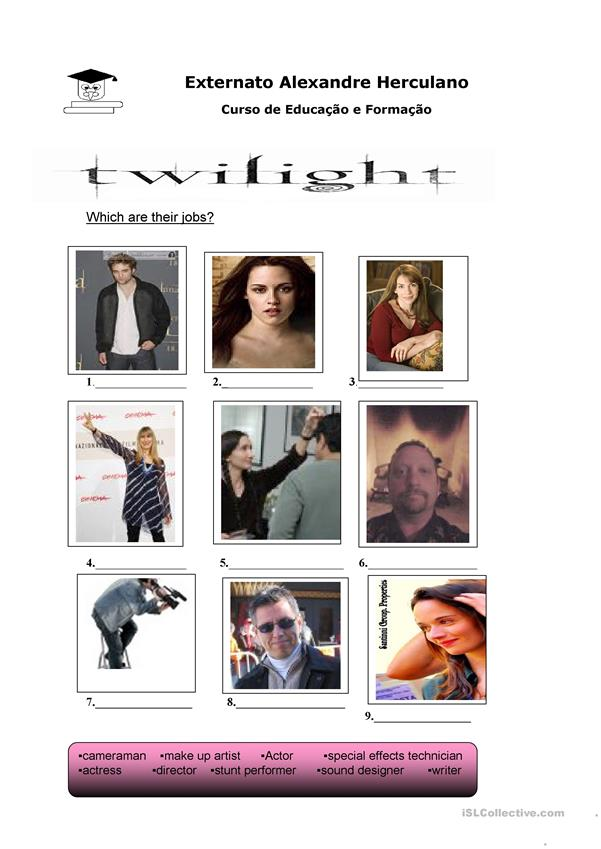 Twilight jobs