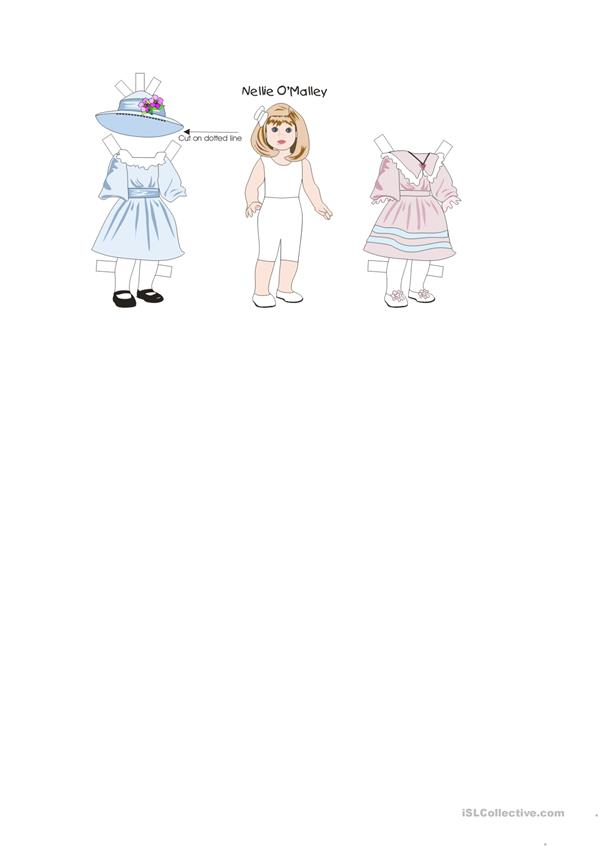 Doll's clothes