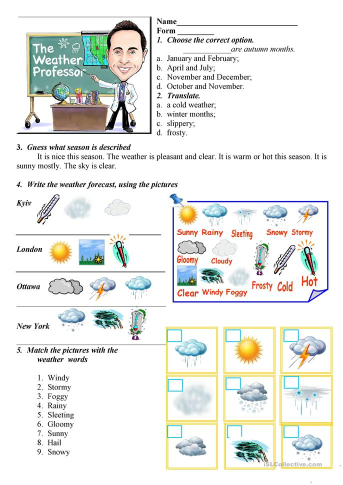 weather and seasons multiple choice activity worksheet free esl printable worksheets made by. Black Bedroom Furniture Sets. Home Design Ideas
