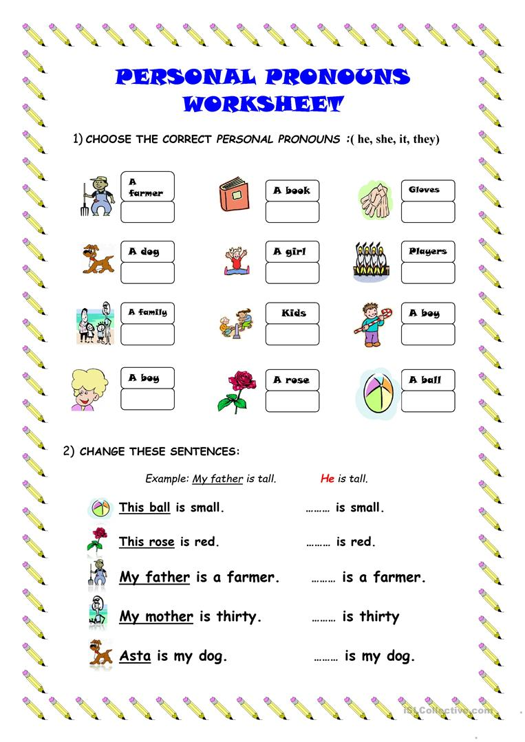 Worksheets Esl Worksheets 591 free esl pronouns worksheets