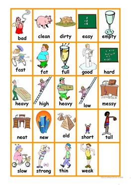 Opposites Card Game Fun Activities Games Games in addition C A Ea F Fbc F Eb Atoms Chemistry besides  on we re all different powerpoint diversity worksheet kindergarten