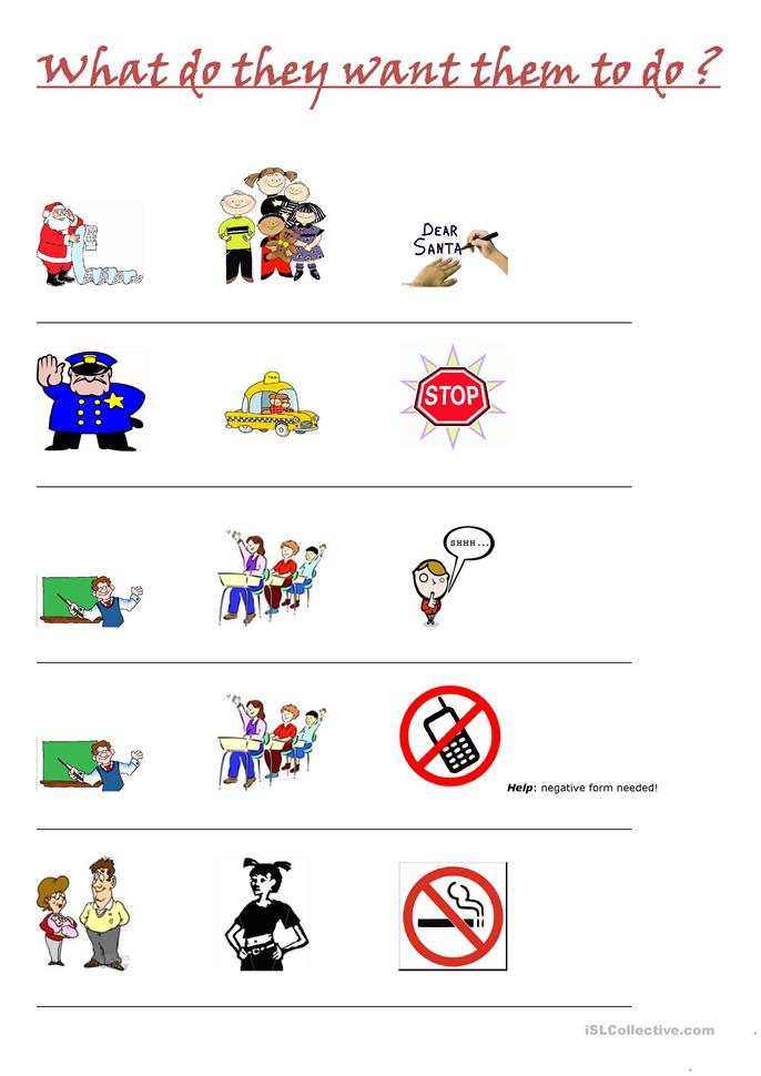67 FREE ESL want to worksheets