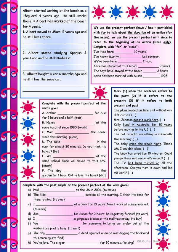 Saving lives – reading comprehension + grammar (present perfect + for / since) [8 tasks] KEYS INCLUDED ((4 pages)) ***editable
