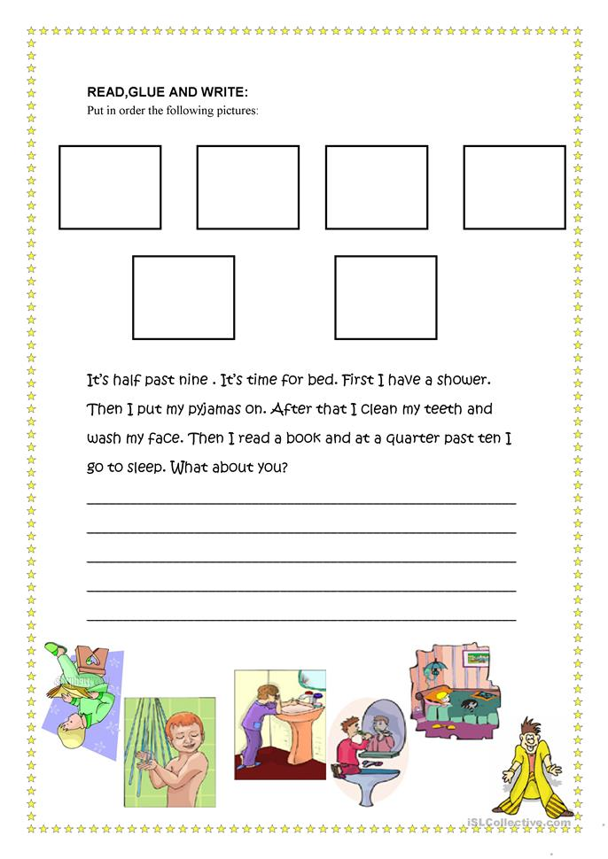 good night worksheet free esl printable worksheets made by teachers. Black Bedroom Furniture Sets. Home Design Ideas