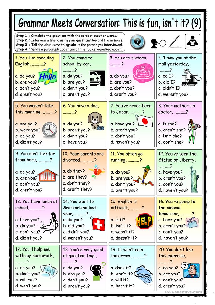 62 FREE ESL Questions: Yes or No questions worksheets
