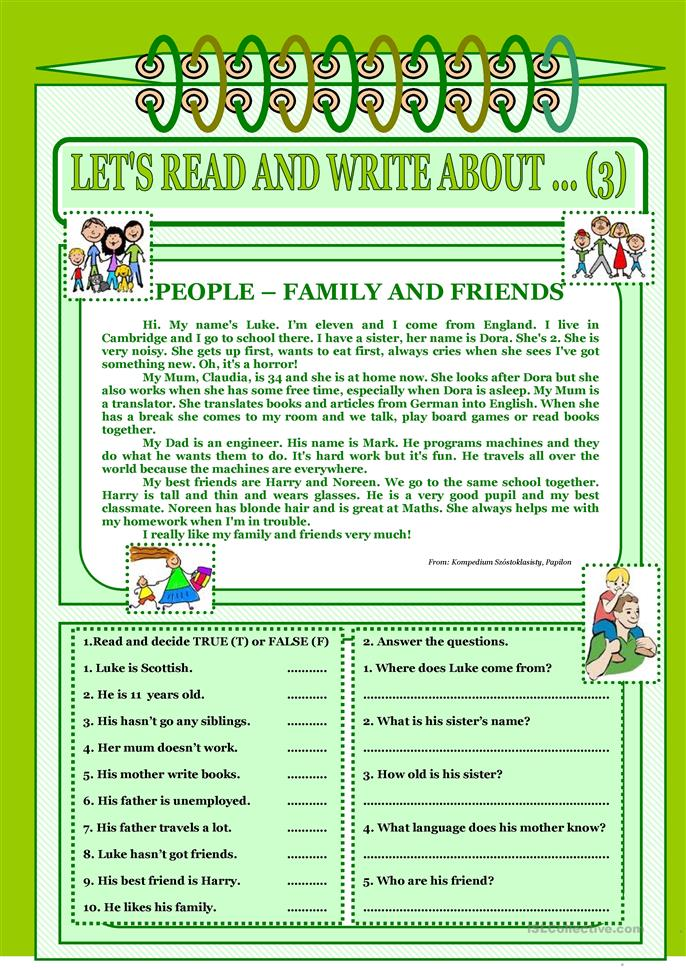 Premise Indicator Words: Let´s Read And Write About ... (3)
