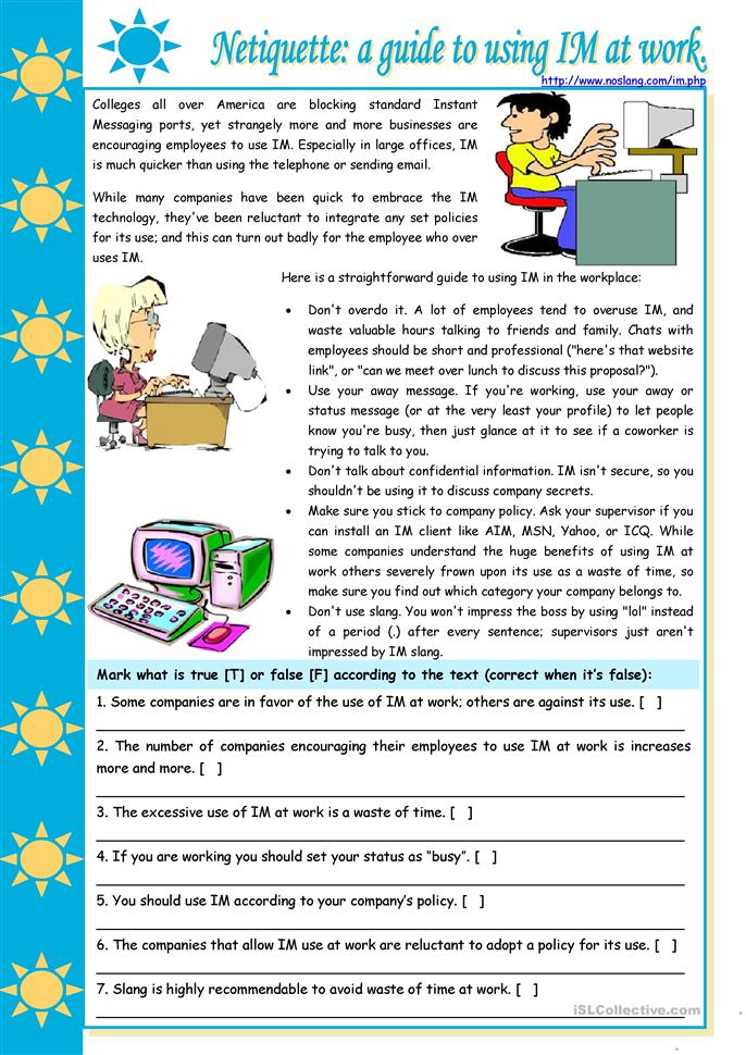 how to teach reading comprehension esl