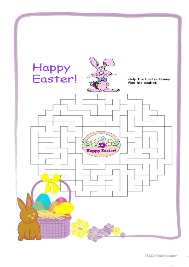 Easter Activities for young learners