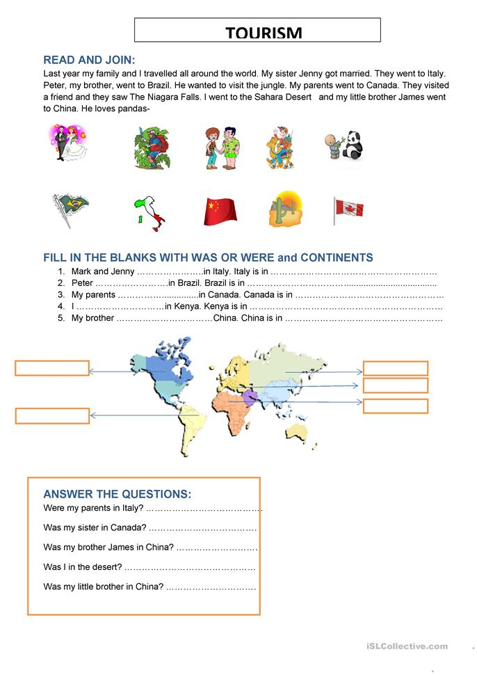 Locating the continents and oceans worksheet answers