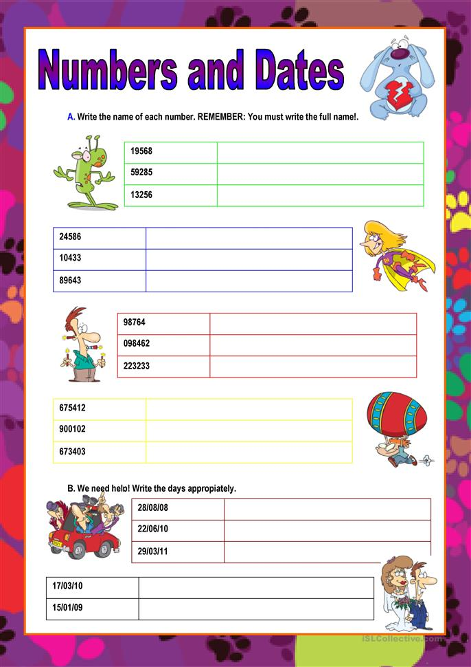 Adaptable image with regard to printable dates