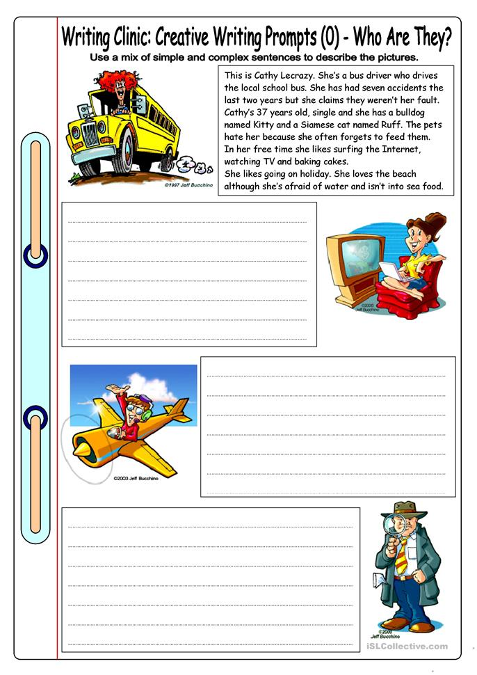 ESL Writing Worksheets, Lessons, Sample Essays, Error