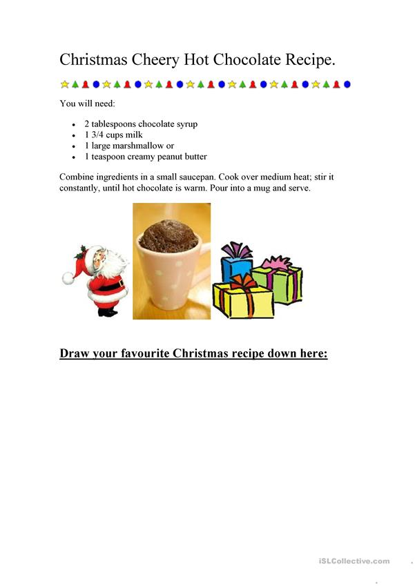 Christmas Easy Recipe