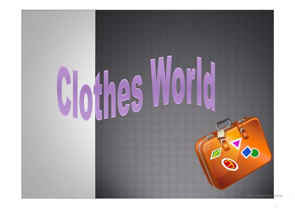 clothes world