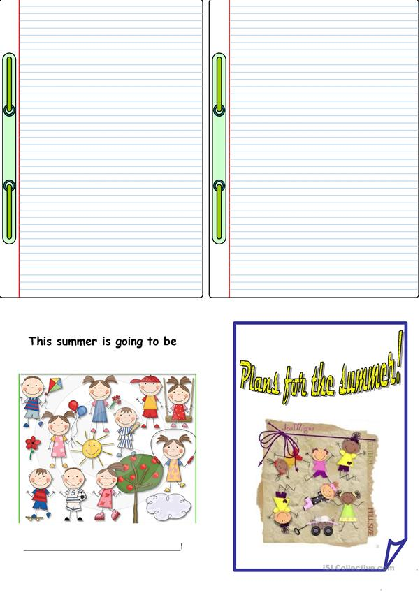 PLANS FOR THE SUMER MINIBOOK