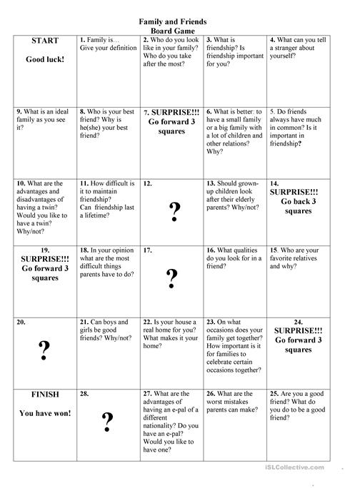 Family And Friends Worksheet Free Esl Printable Worksheets Made By
