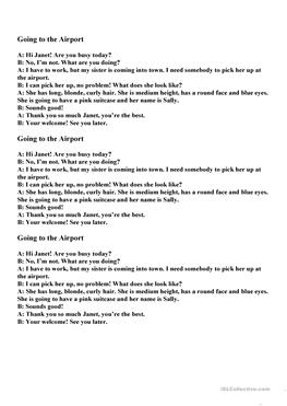 descriptive writing on a airport A slow writing task that i set as homework for send students in year 7 and 8, after they have completed similar slow writing activities great for reinforcing skills.
