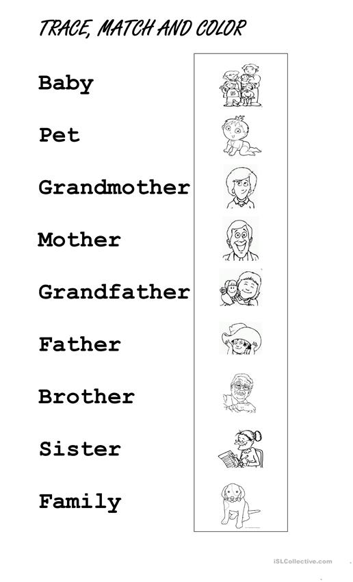TRACE FAMILY MEMBERS