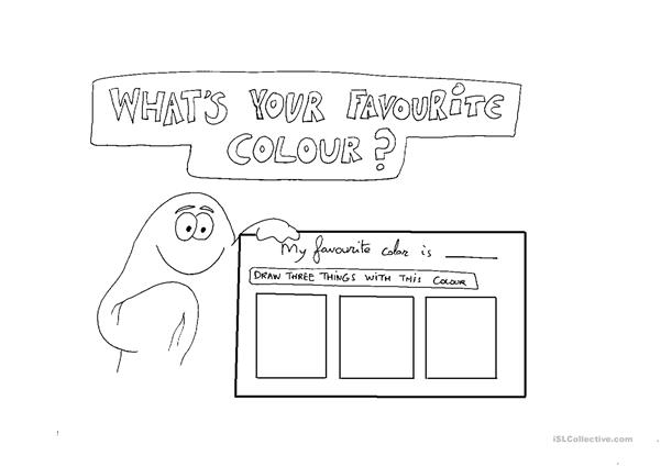 Whats your favourite color?