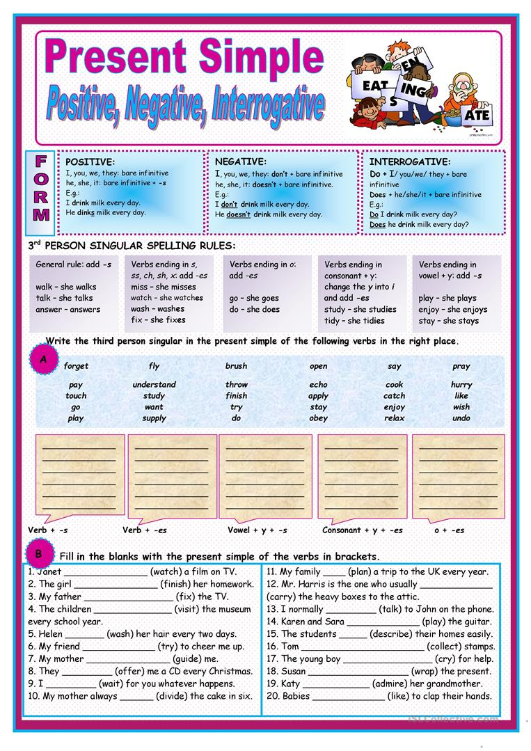Worksheets Spelling Rules Worksheets 20 free esl spelling rules worksheets