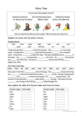 English ESL song worksheets - Most downloaded (2146 Results)