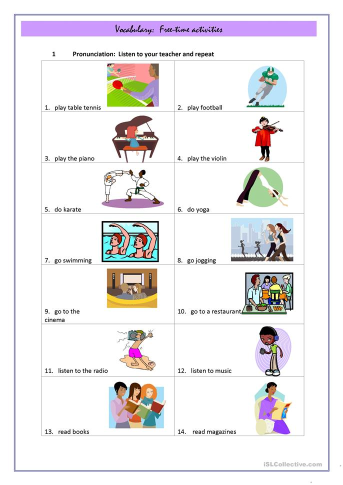 Worksheets Free Student Worksheets 6 free esl time activities worksheets activities