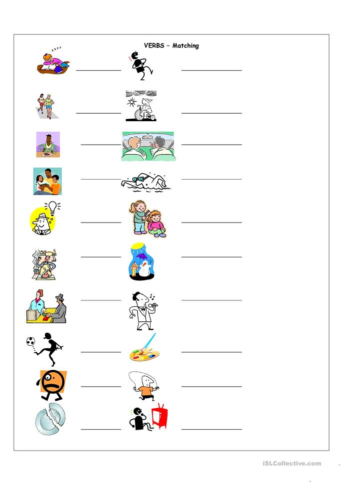 Animal movements worksheet - Free ESL printable worksheets ...