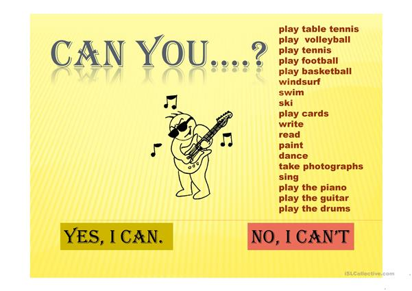 Can you..?
