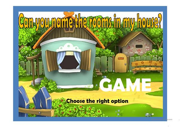 HOUSE - GAME