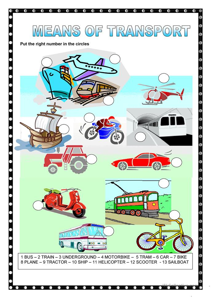 essay about means of transport Transportation is vital within logistics when defining transportation and logistics management, are they the same thing transportation is vital within logistics but, when defining transportation and logistics management, are they this definition includes inbound, outbound.