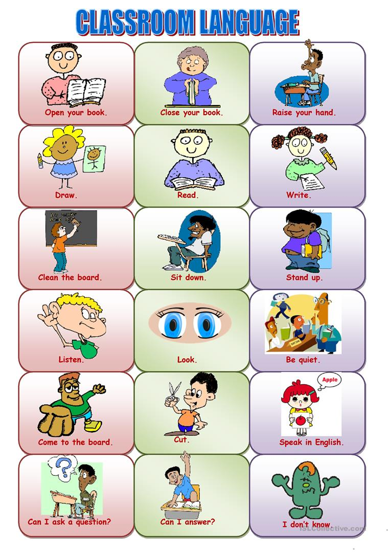 speaking activities for classroom Browse over 1,780 educational resources created by world language classroom in the official teachers pay teachers store.