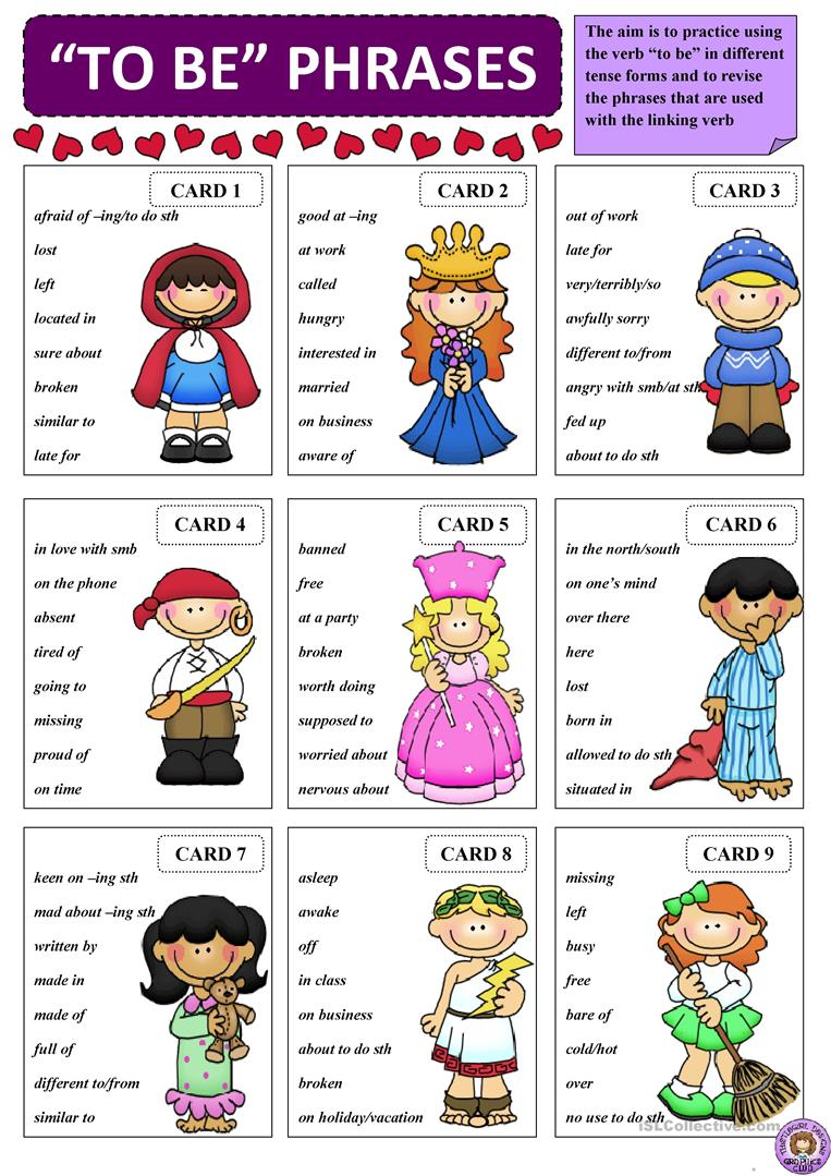 verb-to-be-flashcards-fun-activities-games_9207_1 Verb To Be Worksheets For Esl Beginners on verbs for home, verbs for math, verbs for science,