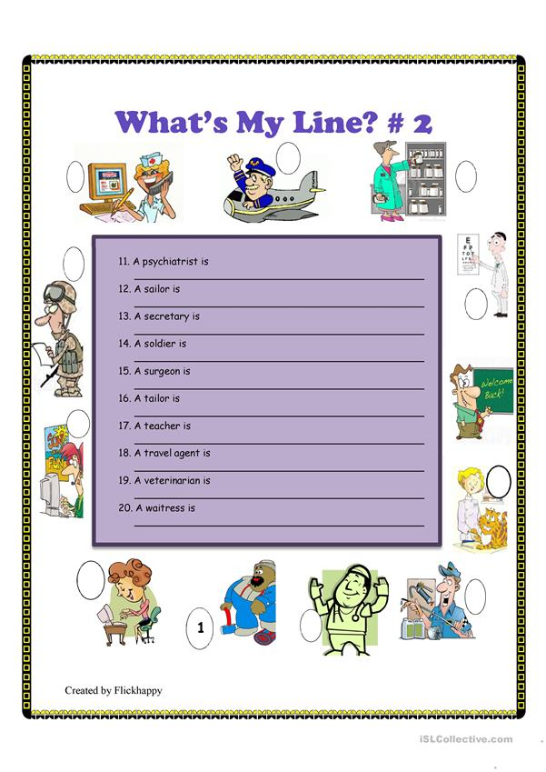 What's My Line? #2