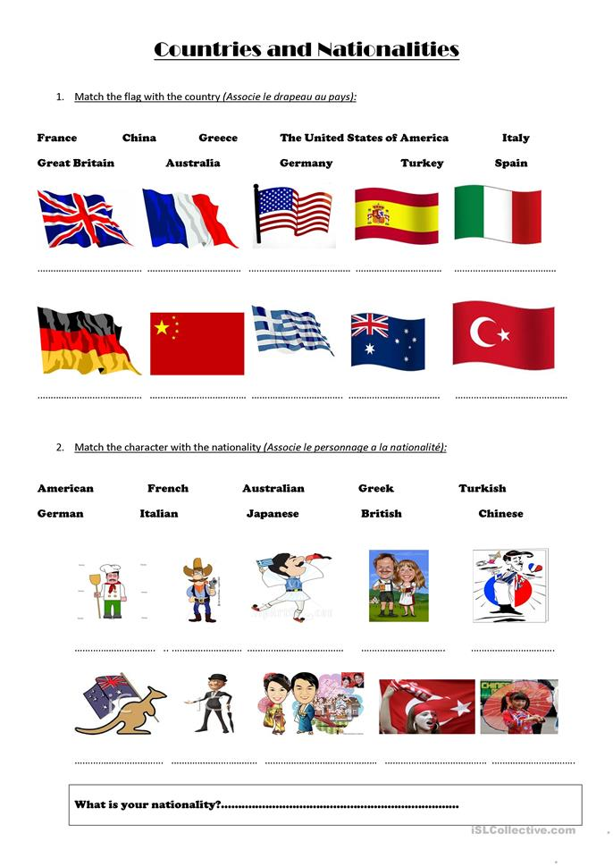 examples of nationalization in different countries