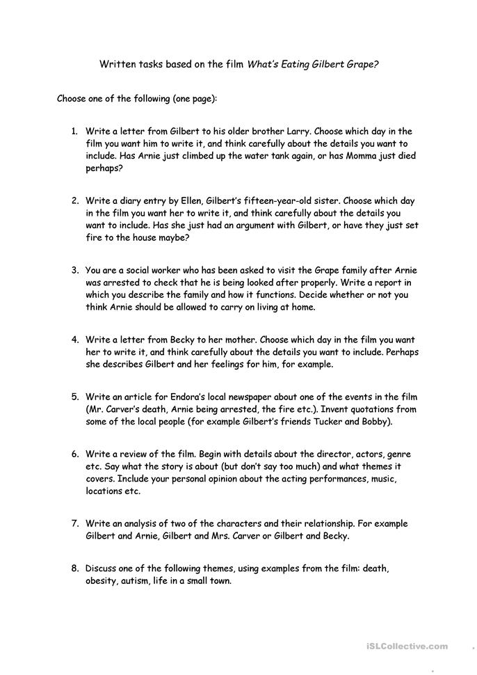 the grape family essay It also at times analyses the characters and their interactions which may help when it comes to essay writing we can see the three members of the grape family.