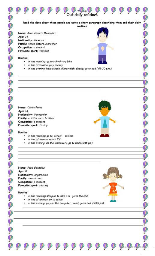 our-daily-routineswriting-fun-activities-games_9698_1 English Grammar Worksheets Present Continuous on english greetings worksheet, english comparatives worksheet, english idioms worksheet, english future tense worksheet, english halloween worksheet, english indirect questions worksheet, english clothes worksheet, english numbers worksheet, english interrogative pronouns worksheet, english articles worksheet, english prepositions worksheet, english irregular verbs worksheet, english adjectives worksheet,