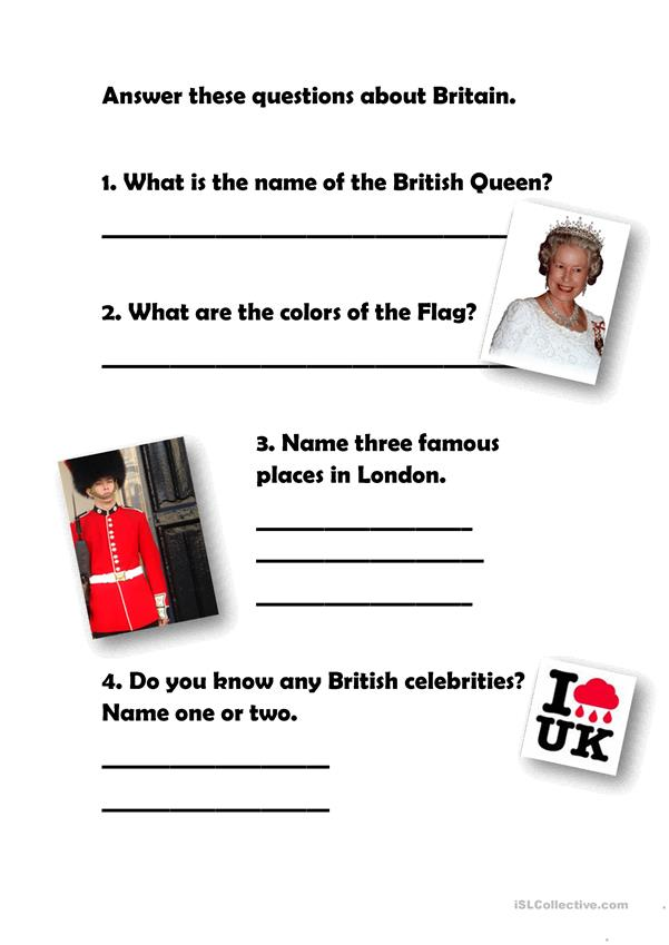How Much Do You Know About UK?