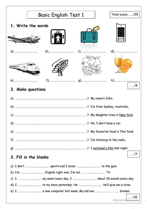 Simple Present Activity | English worksheets | Pinterest ...