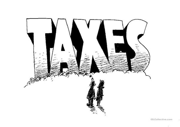 TAXATION IN U.S.A AND MEXICO