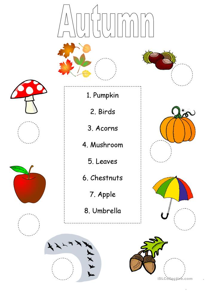 This is a picture of Crafty Fall Printable Activities
