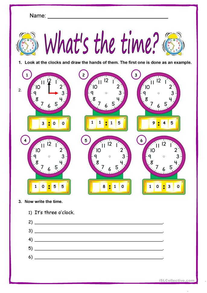 what 39 s the time worksheet free esl printable worksheets made by teachers. Black Bedroom Furniture Sets. Home Design Ideas