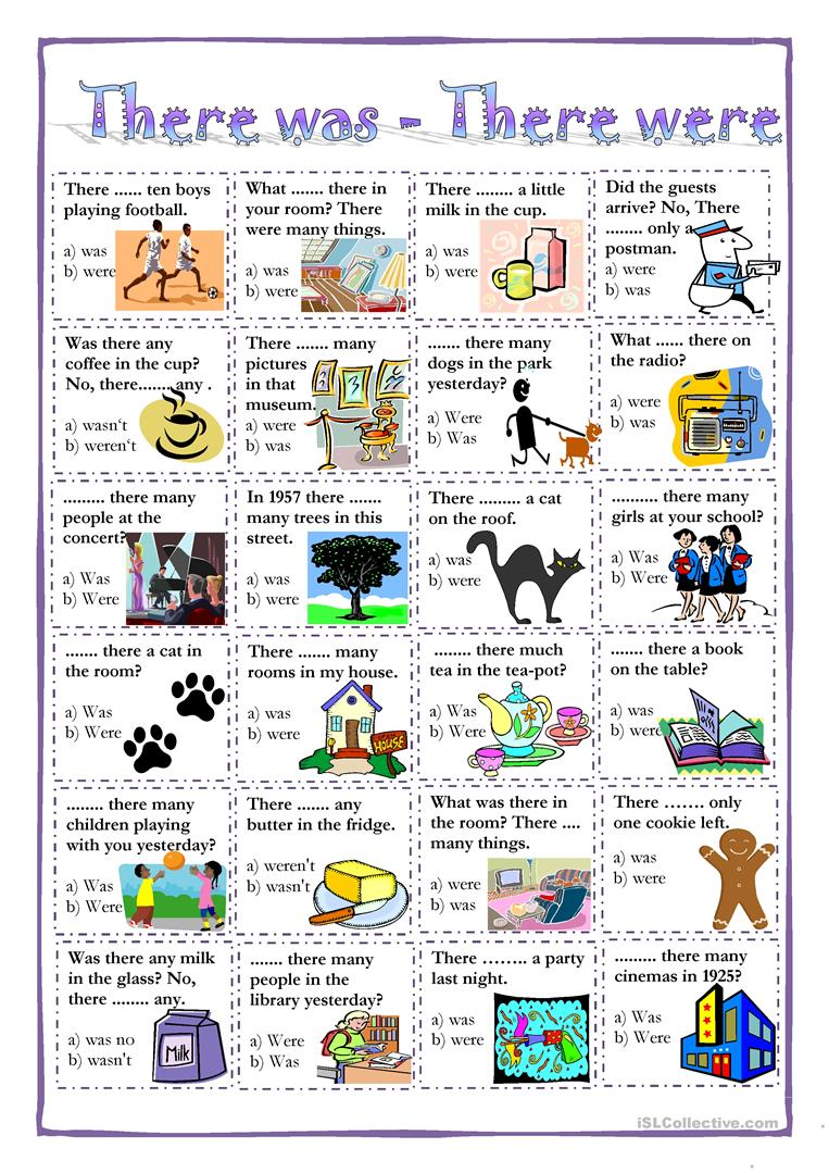 worksheet Were And Where Worksheets there was were worksheet free esl printable worksheets full screen