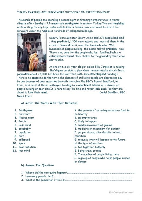 Nutrition Reading Comprehension Worksheets The Best And Most