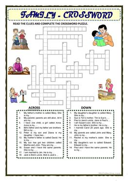 teaching english vocabulary to elementary school students by using crossword puzzle