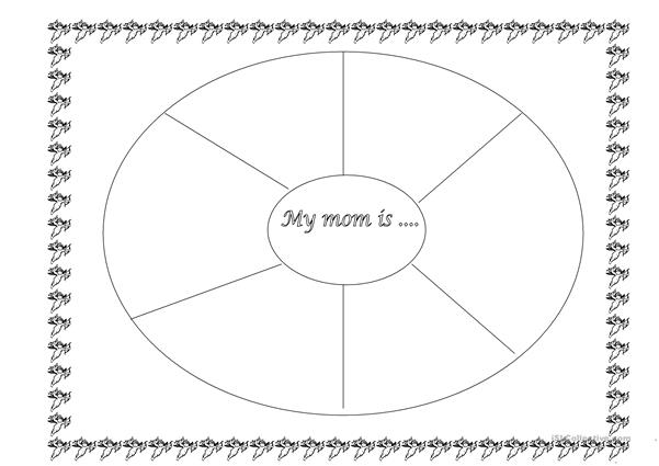 Mother's Day mat
