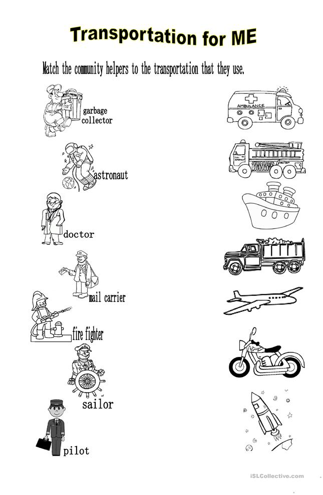 Printables Transportation Worksheets 75 free esl transportation worksheets for me